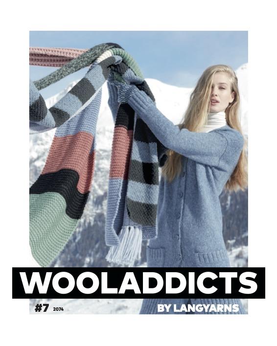 Wooladdicts  - Strickanleitung