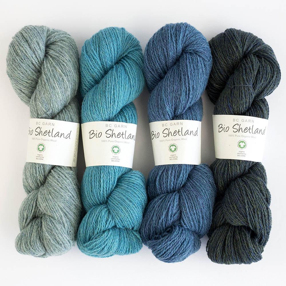 Bio Shetland